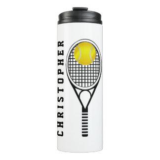 Tennis Personalized Name or Monogram タンブラー