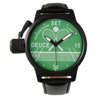Tennis Players, Tennis Watch 腕時計