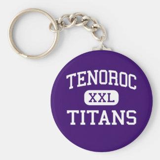 Tenoroc -タイタン-高等学校-レークランドフロリダ キーホルダー