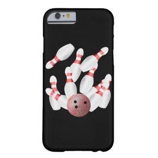 Tenpinのボーリング・ピンおよびボーリング・ボール iPhone 6 ベアリーゼアケース