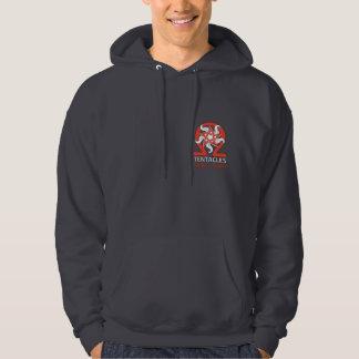 Tentaconのフード付きスウェットシャツ パーカ
