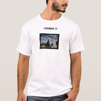 Terlingua Tシャツ
