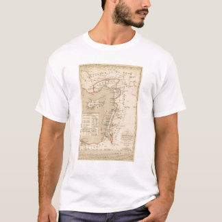 Terre Sainteのdepuisのlaのdeuxiemeのcroisade Tシャツ