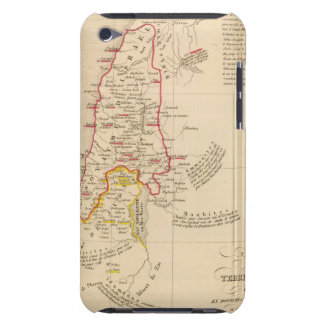 Terre Sainteのdivisee enのroyaumesのd'Israel Case-Mate iPod Touch ケース