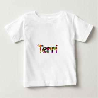 TerriのTシャツ ベビーTシャツ