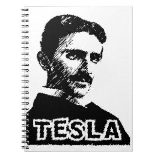 Teslaのぶんぶん言う音のノート ノートブック
