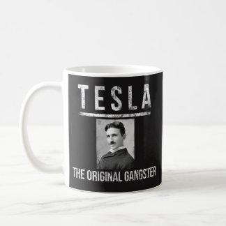 Teslaのマグ-元のギャング-最も最高のなNikola コーヒーマグカップ