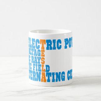 Tesla力 コーヒーマグカップ