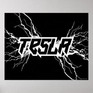 Tesla ポスター