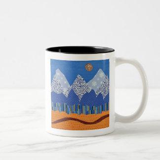 Tetonのマグ ツートーンマグカップ