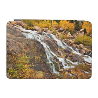 Tetonの壮大な国立公園の滝 iPad Miniカバー
