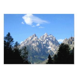Tetonの壮大な国立公園 カード