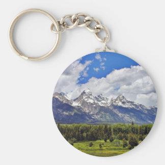 Tetonの壮大な国立公園 キーホルダー