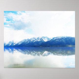 Tetonの水 ポスター
