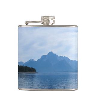 Tetonの美しい フラスク