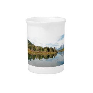 Teton壮大な山 ピッチャー