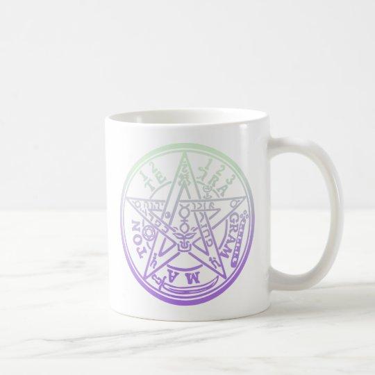 TETRAGRAMMATON 03 コーヒーマグカップ