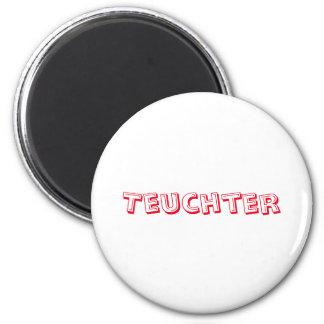 Teuchterの磁石- Doric単語 マグネット
