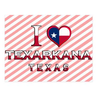 Texarkana、テキサス州 ポストカード