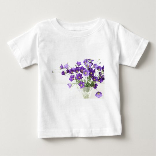 Texas Bluebell ベビーTシャツ