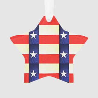 Texas Flag Christmas Ornament オーナメント