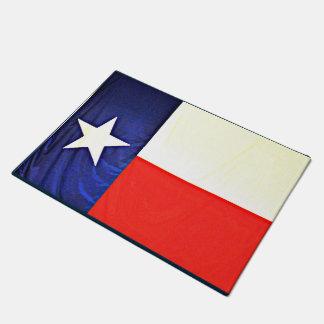 Texas Flag Door Mat ドアマット