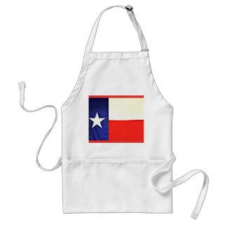 Texas Flag Kitchen Apron スタンダードエプロン