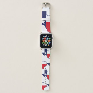 Texas State Apple Watch Band Apple Watchバンド