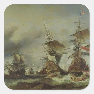 Texelの戦い、1694年6月29日 スクエアシール