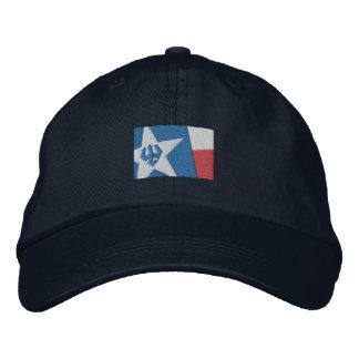 TexLex海軍帽子 刺繍入りキャップ