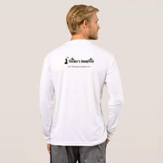 TFDのスポーツのTekの長い袖のワイシャツ Tシャツ