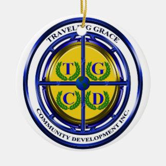 TGCDのオーナメント セラミックオーナメント
