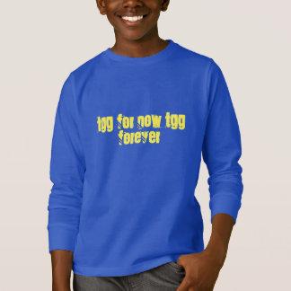 TGG-Brandonの長い袖 Tシャツ