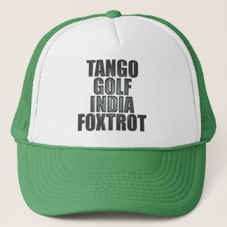 TGIFの帽子: NATOの音声学 キャップ