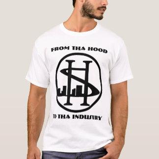 THAの企業へのTHAのフードから、 Tシャツ