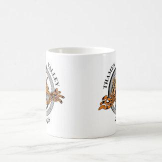 Thames Valleyのダイバーのマグ コーヒーマグカップ
