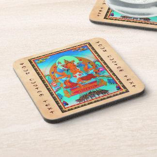 thangkaのMariciのクールな東洋のチベットの入れ墨 コースター