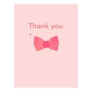 Thank you card ポストカード