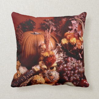 Thanksgiving/Fall Season Throw Pillow クッション