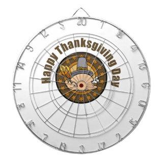 thanksgvingsの七面鳥 ダーツボード