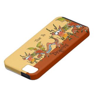 Tharはドラゴンです iPhone SE/5/5s ケース