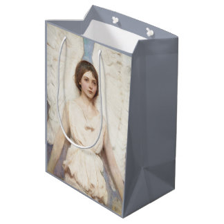 Thayerの天使の芸術のギフトバッグ ミディアムペーパーバッグ