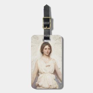 Thayerの天使の荷物のラベル ラゲッジタグ