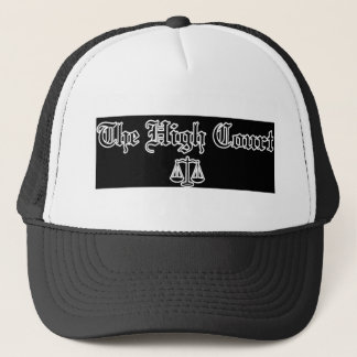 THCの黒 キャップ