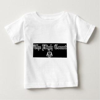 THCの黒 ベビーTシャツ