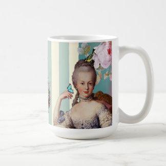 Théのau小さいTrianon コーヒーマグカップ