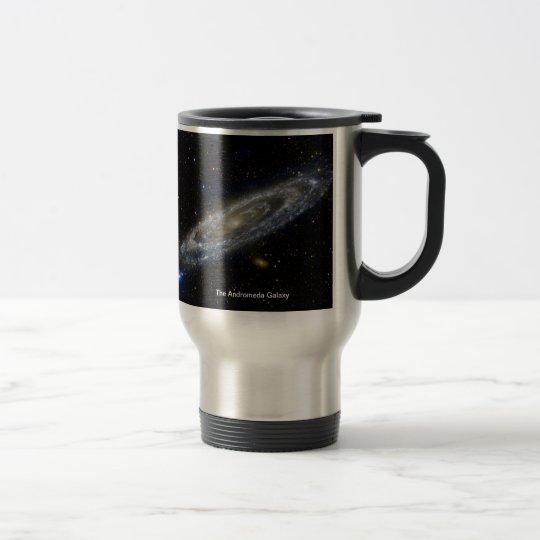 The Andromeda Galaxy トラベルマグ