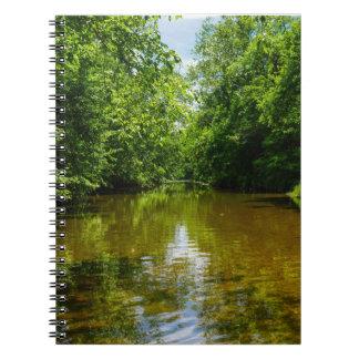 The Creekのリラックス ノートブック