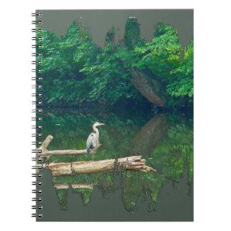 The Creekの朝 ノートブック