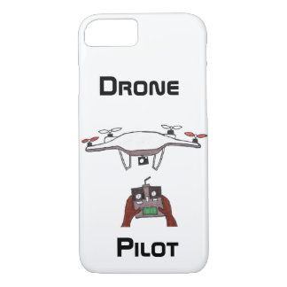 The drone pilot Iphone phone case iPhone 8/7ケース